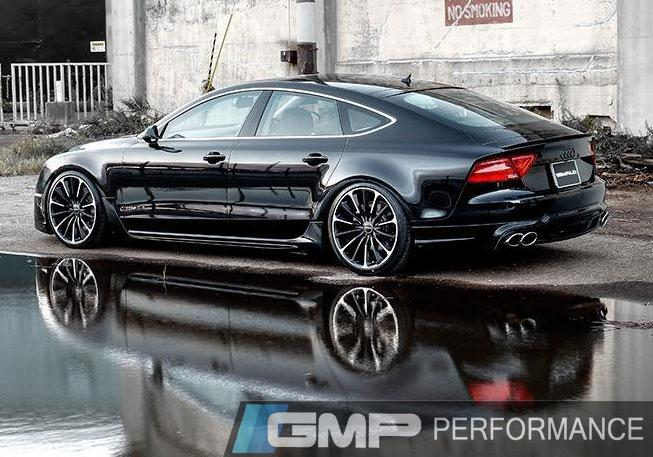 wald international 39 s audi a7 body kit from gmp performance. Black Bedroom Furniture Sets. Home Design Ideas