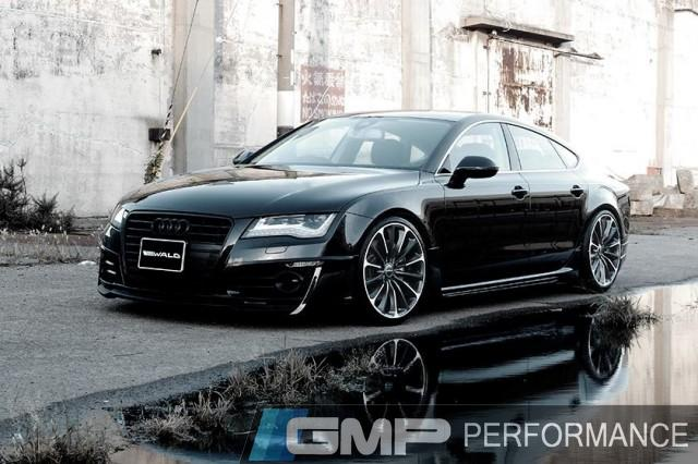 Wald International S Audi A7 Body Kit From Gmp Performance