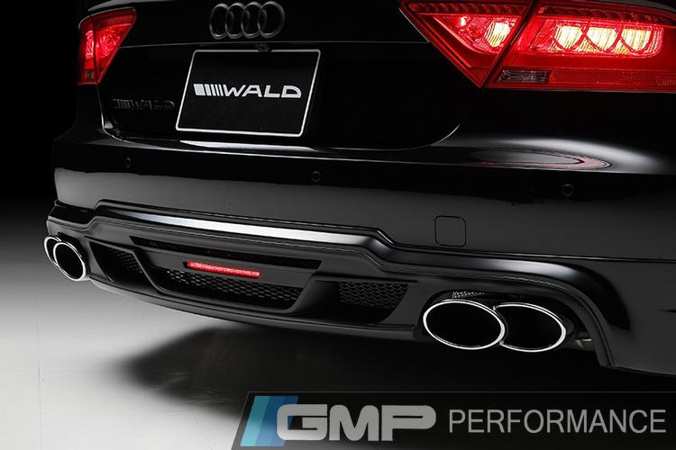 Gallery Images: Audi A7 Custom Exhaust At Woreks.co