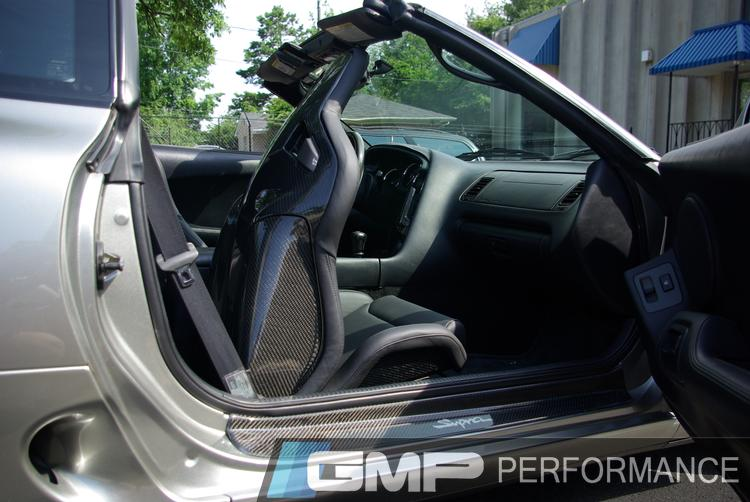 Wheel And Tire >> GMP Gallery | Toyota Supra with Recaro Sportster CS Seats
