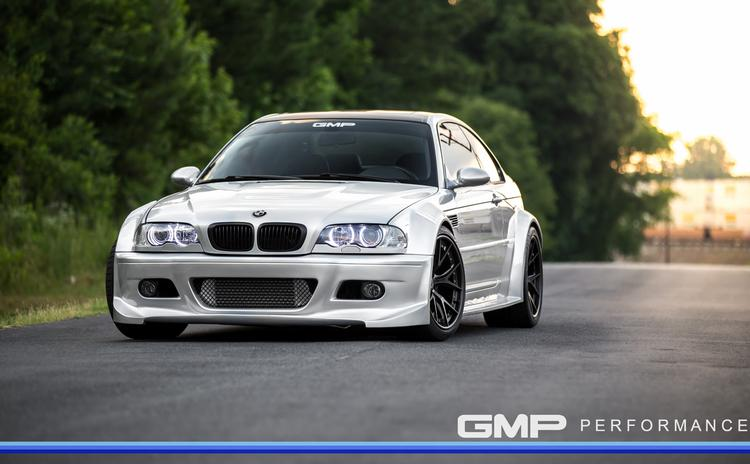 2005 BMW M3 Widebody with Forgeline Wheels and ESS Supercharger