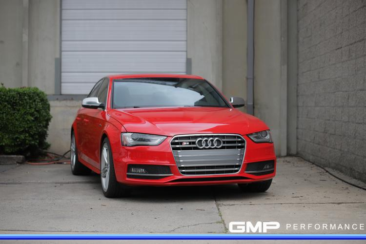Audi S4 with APR Pulley and Stage 2 ECU Upgrade
