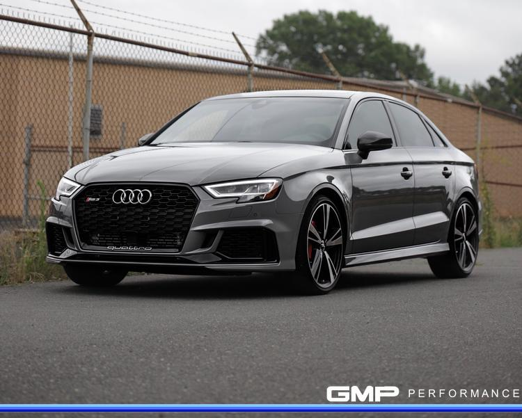 Audi RS3 with APR Turbo Inlet System, Intercooler, and Stage 1+ Tune