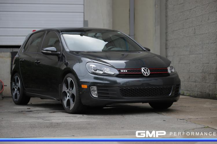 VW Golf GTI with DXD Stage 2 Clutch and 034Motorsport Motor Mounts