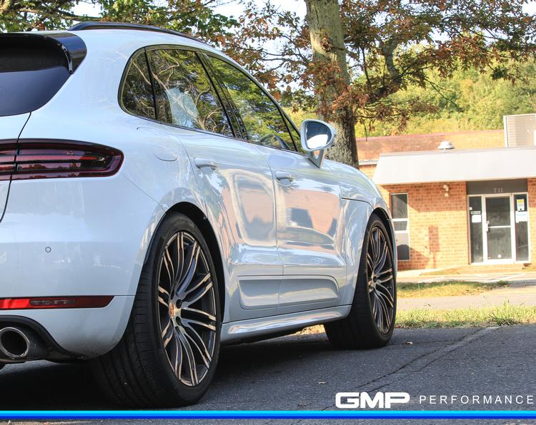 GMP Gallery Porsche Macan With TechArt Lowering Module