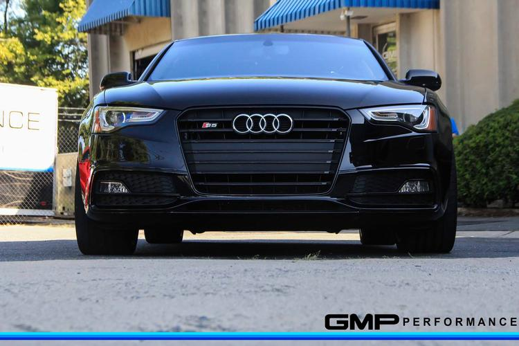 Audi S5 with Harness Bar, Racetech Seats, Schroth Harnesses, H&R Sway Bars, Brembo Brakes, and More