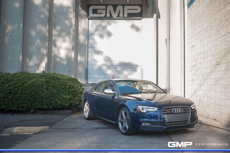 Audi S5 With APR Ultracharger, Pulley Kit, and DCT Tune