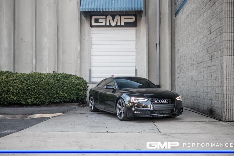Audi S5 With APR CPS Kit, Stage 2 Pulley Kit, and ECU/TCU Tune