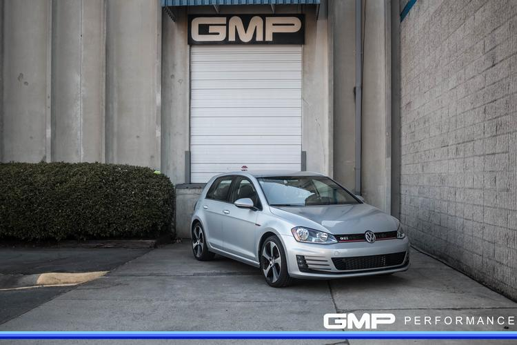 VW MK7 GTI With APR Stage 2 Tune, APR Catback Exhaust, and APR Intercooler