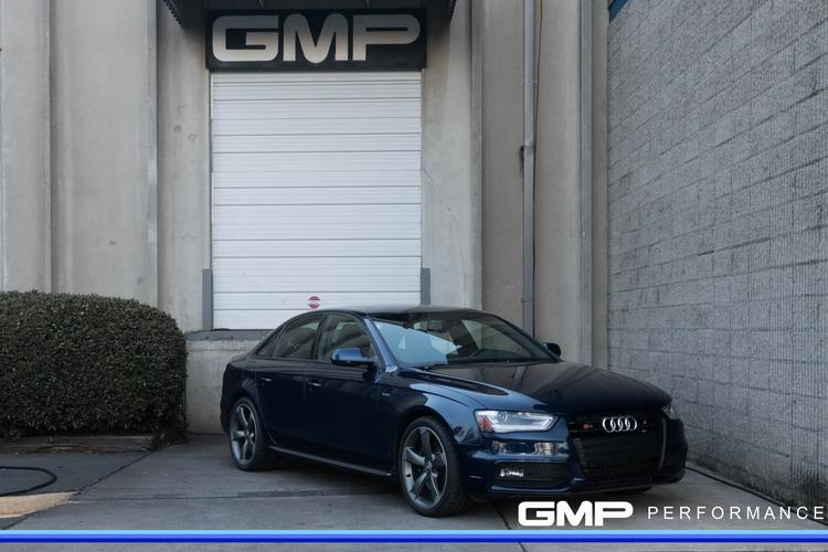 Audi S4 With Stage 2 Pulley Upgrade, and TCU Transmission Tune