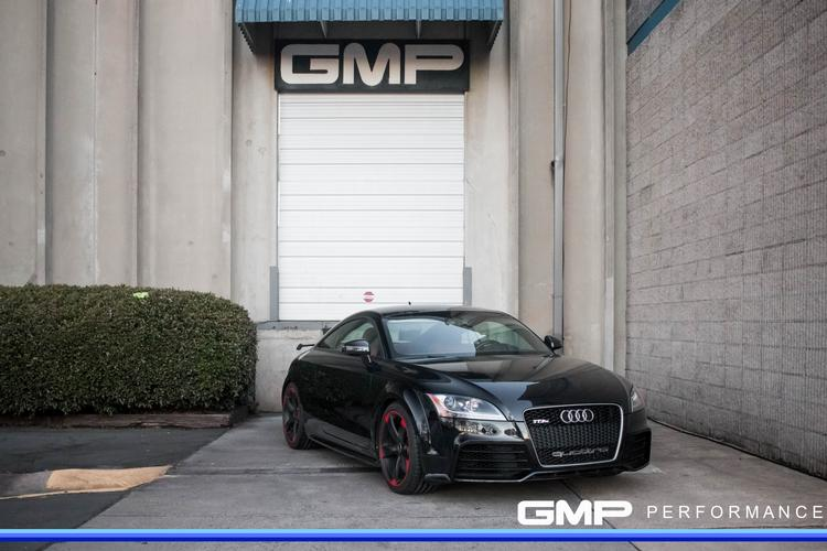 Audi TT-RS With KW V2 Coilovers and Giro Disc Brakes