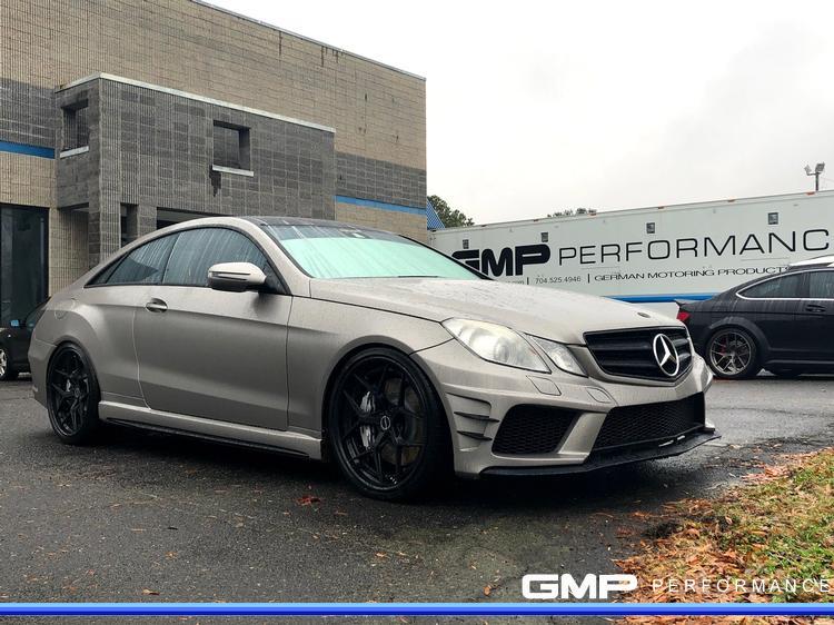 GMP Performance - Mercedes 500-550 V8 (M273) Kleemann Hi-Flow