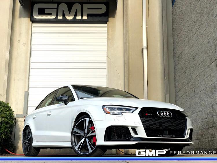 Audi RS3 with APR Full Stage 2