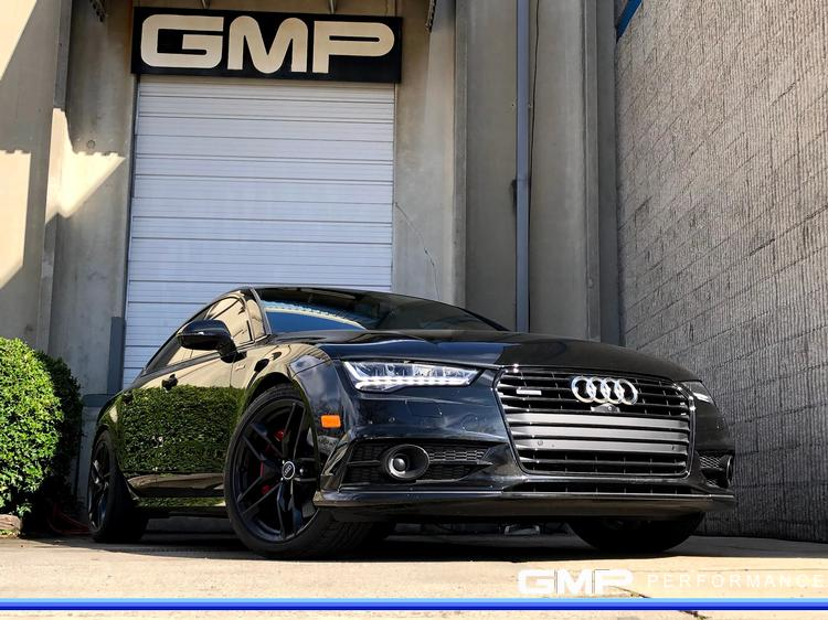 Audi A7 with APR Plus Tune